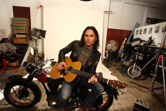mike tramp photo