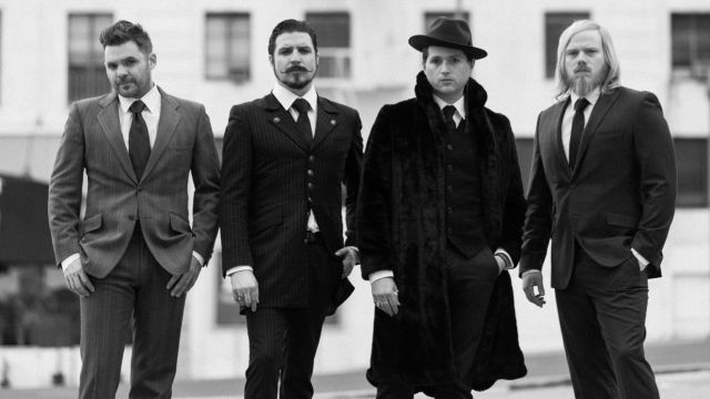 rival sons band photo