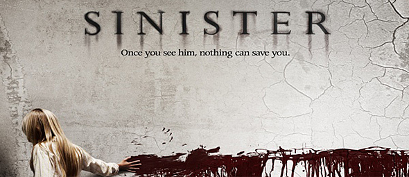 sinister movie poster  span1 - Sinister (Movie Review)