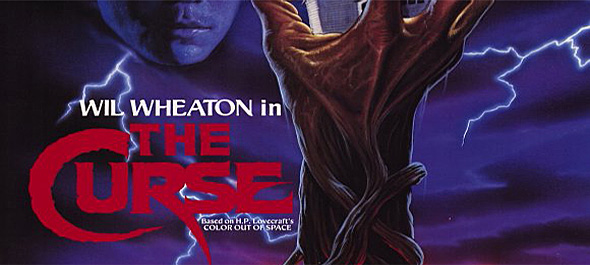 the curse slide - This Week in Horror Movie History - The Curse (1987)
