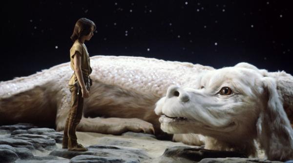 Noah Hathaway as Atreyu in The NeverEnding story