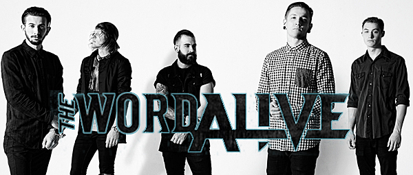 the word alive slide - Interview - Telle Smith of The Word Alive