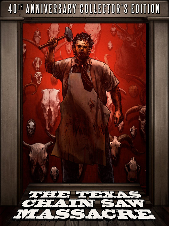 91gPcAG3l8L. SL1500  - The Texas Chainsaw Massacre celebrates 40th Anniversary