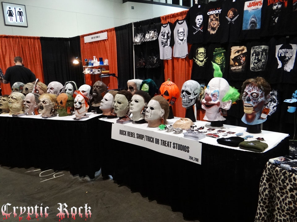 Rock and Shock Convention 2014