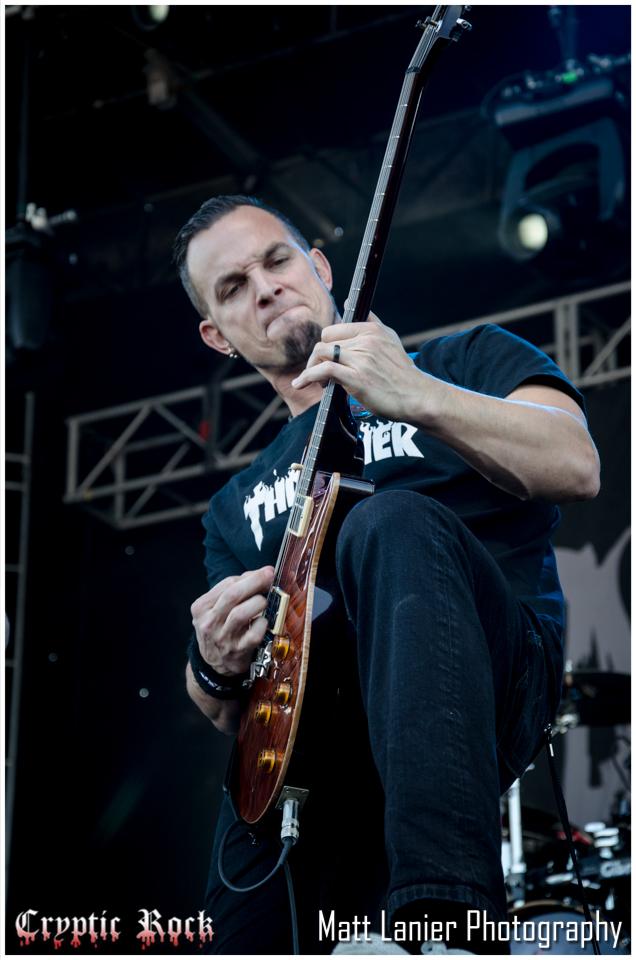 Mark Tremonti 2014
