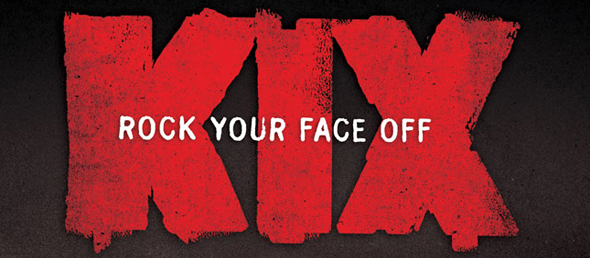 KIX Rock Your Face Off1 - Kix - Rock Your Face Off (Album Review)