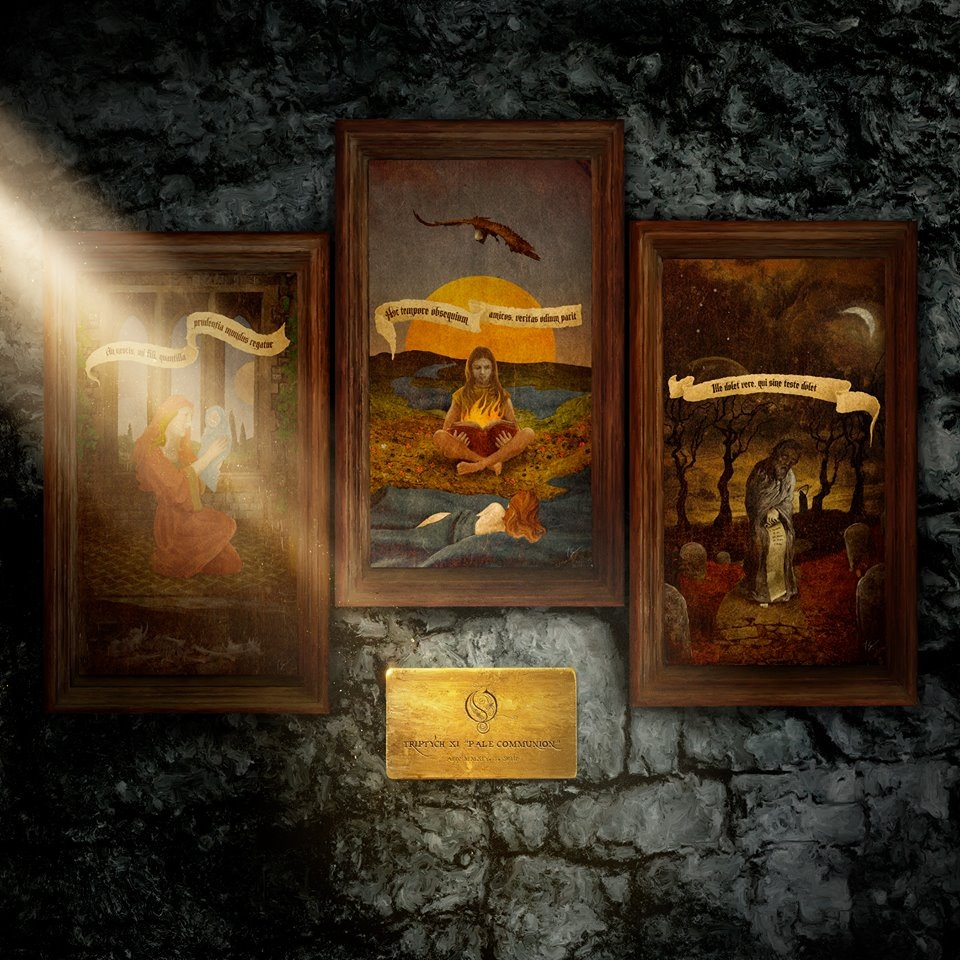 Opeth Pale Communion album artwork - Opeth - Pale Communion (Album Review)