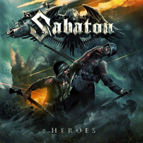 Sabaton Alblem cover - Interview - Joakim Brodén of Sabaton Talks The Last Stand