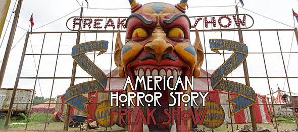 ahs new new slide - American Horror Story: Freak Show - Monsters Among Us (Episode 1 Review)