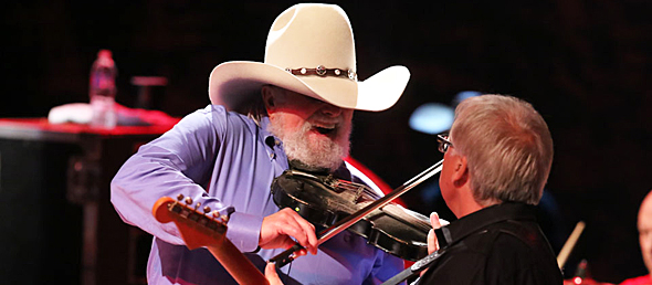 charlie slide - Charlie Daniels Band feel good performance NYCB Theatre at Westbury, NY 9-13-14 w/ Molly Hatchet & New Riders