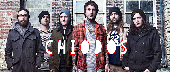 chiodos new slide - Interview - Craig Owens of Chiodos