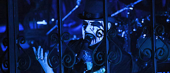 diamondfinal 2 - King Diamond sets Paramount Theatre ablaze Denver, CO 10-24-14