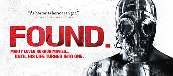 found slide - Found (Movie Review)