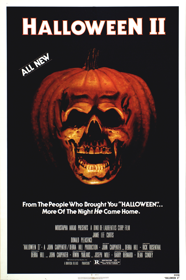 halloween 2 ii poster 1981 - Interview - Fright-Rags Founder Ben Scrivens