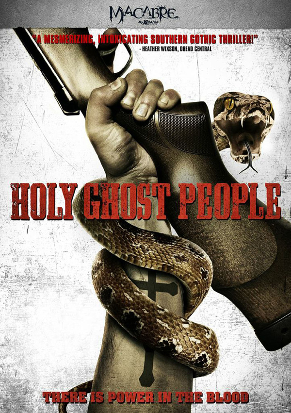 holy ghost people poster a p - Holy Ghost People (Movie Review)