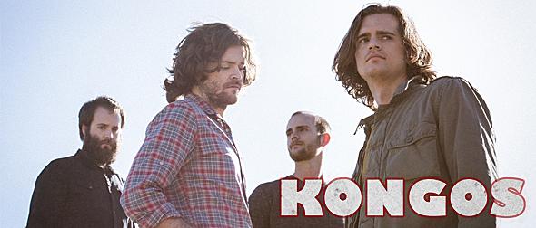 kingos slide - Interview - Daniel Kongos of KONGOS