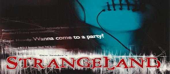 strangeland movie poster1 - This Week in Horror Movie History - Strangeland (1998)