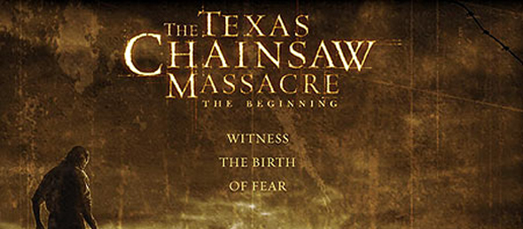 texas chain slide - This Week in Horror History - The Texas Chainsaw Massacre: The Beginning (2006)