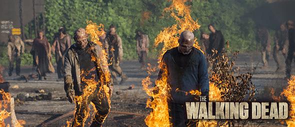 the walking dead slide episode 1 - The Walking Dead - No Sanctuary (Season 5 Premiere Review)