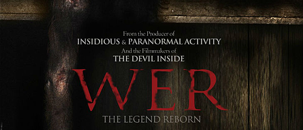 wer movie poster images1 - Wer (Movie Review)