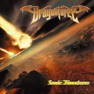 DragonForce SonicFirestorm AlbumCover - Interview - Sam Totman & Herman Li of DragonForce