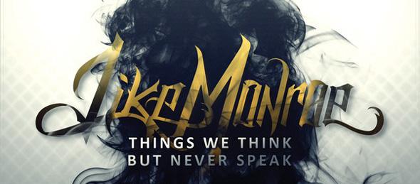 LikeMonroe Cover.600x600 751 - Like Monroe – Things We Think, But Never Speak (Album Review)