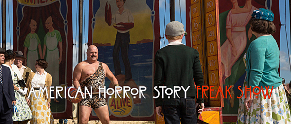american horror episode 7 3 - American Horror Story: Freak Show - Test of Strength (Episode 7 Review)