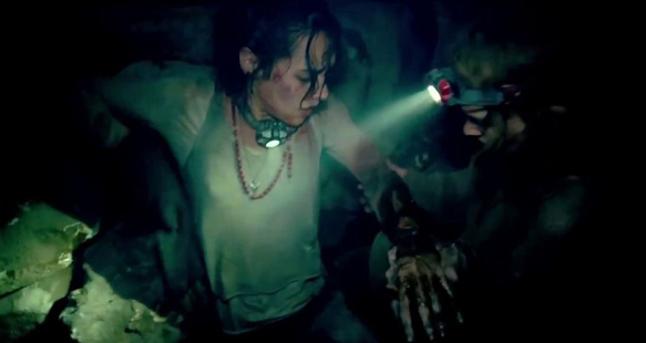 Still from As Above, So Below
