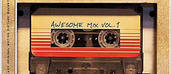 awesome mix1 - Guardians of the Galaxy: Awesome Mix Vol. 1 (Album Review)