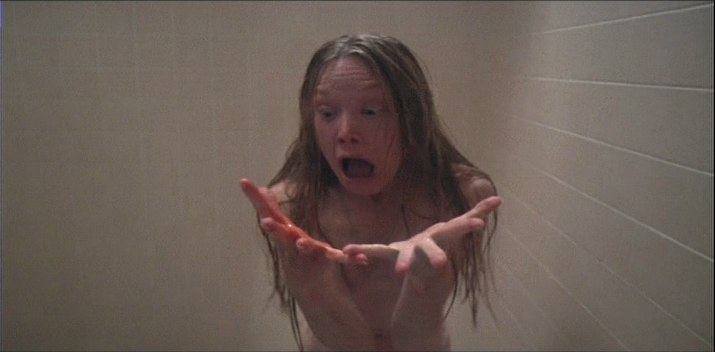 Sissy Speck in Carrie (1976)