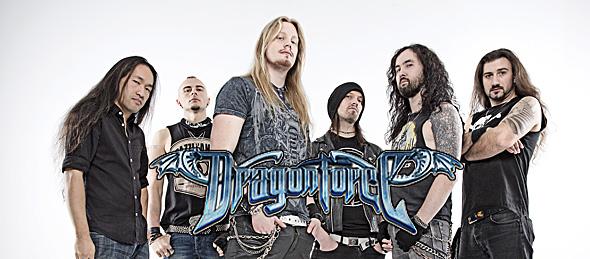 dragonforce slide - Interview - Sam Totman & Herman Li of DragonForce