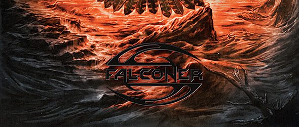 falconer black moon cover1 - Falconer - Black Moon Rising (Album Review)