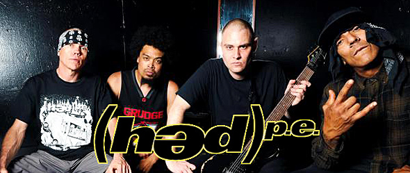 hed pe slide - Interview - Jaxon Benge of (Hed) p.e.