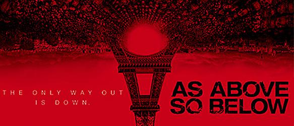 m AsAboveSoBelow - As Above, So Below (Movie Review)