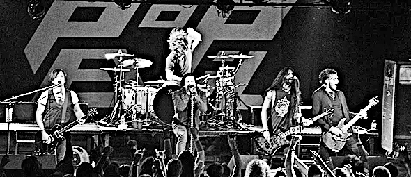 pop evil slide edited 1 - Pop Evil rock Amos' Southend w/ New Medicine, Letters From the Fire, & Bad Seed Rising Charlotte, NC 10-25-14