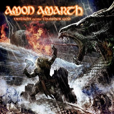 Amon Amarth   Twlight of the Thunder God - Interview - Olavi Mikkonen of Amon Amarth