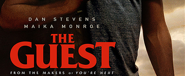 GUEST Gallery keyart edited 1 - The Guest (Movie Review)