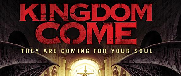Kingdom Come DVDWrap1 - Kingdom Come (Movie Review)