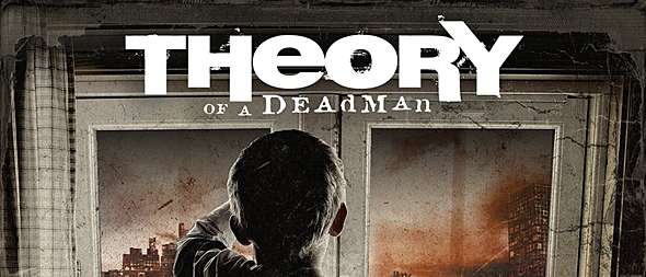 Theory Of A Deadman1 - Theory of a Deadman - Savages (Album Review)