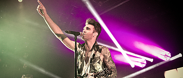 american authors slide 1 - American Authors Shine in New York City homecoming 11-7-14 w/ Oh Honey & The Mowgli's