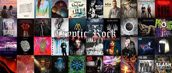 best of 2014 albums - CrypticRock Presents: The Best Albums of 2014
