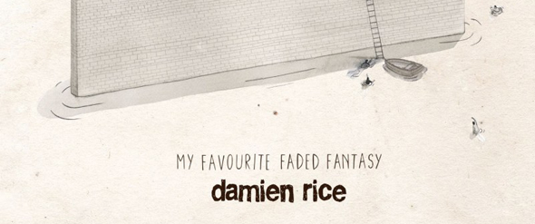damienrice1 - Damien Rice - My Favourite Faded Fantasy (Album Review)