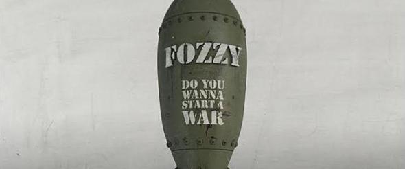 fozzydoyouwannastartawarcd 6381 - Fozzy - Do You Wanna Start a War (Album Review)