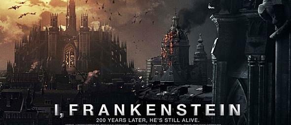 i frankenstein slide edited 2 - I, Frankenstein (Movie Review)