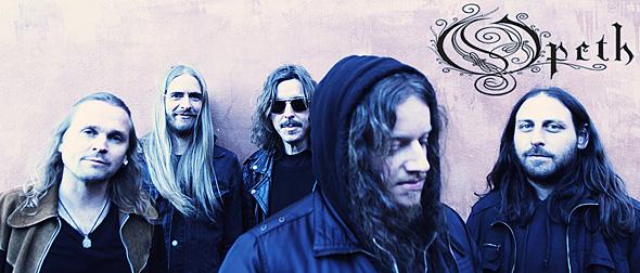 opeth slide - Interview - Fredrik Åkesson of Opeth