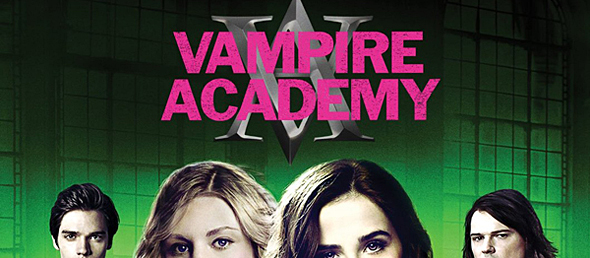 vampire slide - Vampire Academy (Movie Review)
