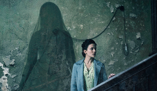 Phoebe Fox (Eve Parkins) The Woman in Black 2: Angel of Death