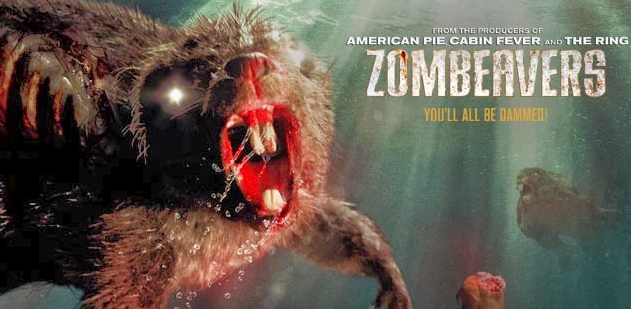 zombeavers slide - Zombeavers (Movie Review)