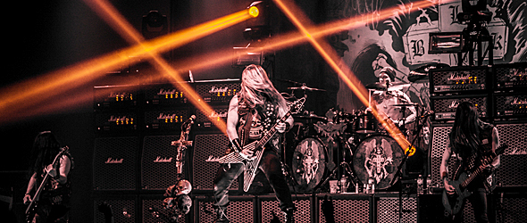 black label for slide - Black Label Society open tour with a bang Knitting Factory Spokane, WA 12-28-14 w/ Butcher Babies & Hatebreed