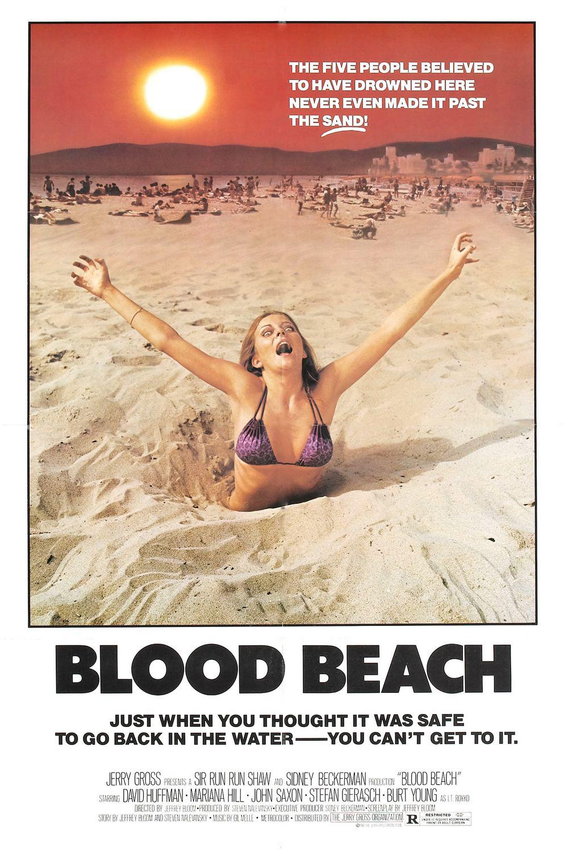 blood beach poster 2